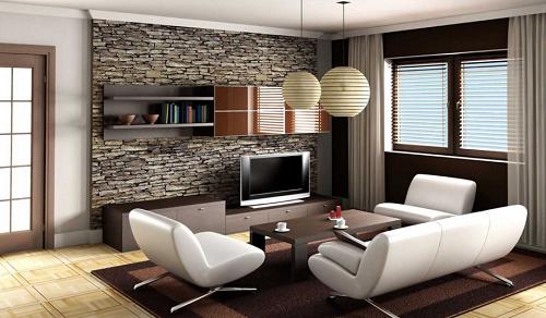 Imagenes Interiores De Casas Modernas Pequenas Carpinteria